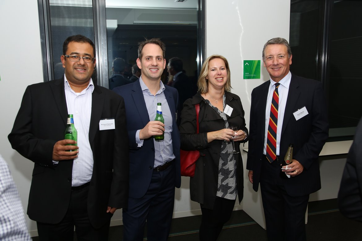Our Melbourne Office hosted an office warming on the 9th June 2016 to celebrate their move from Richmond to their new 6 Green Star rated offices located at Level 3, 40 Albert Road, South Melbourne.