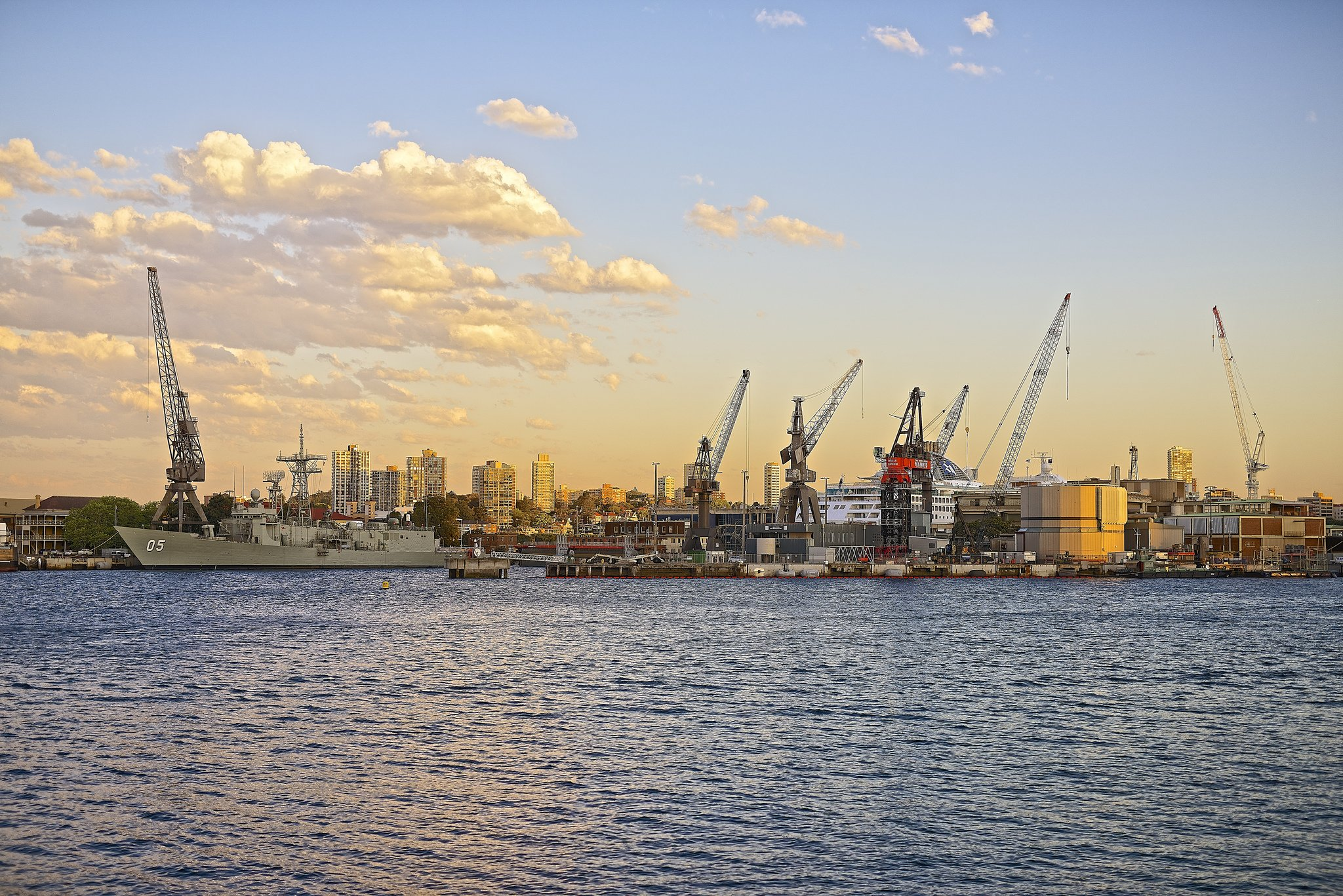 Muller Partnership is pleased to be providing Lendlease and PSG Holdings with cost planning services on both Stages 1 & 2 of the Garden Island Defence Precinct Critical Infrastructure Recovery Project.