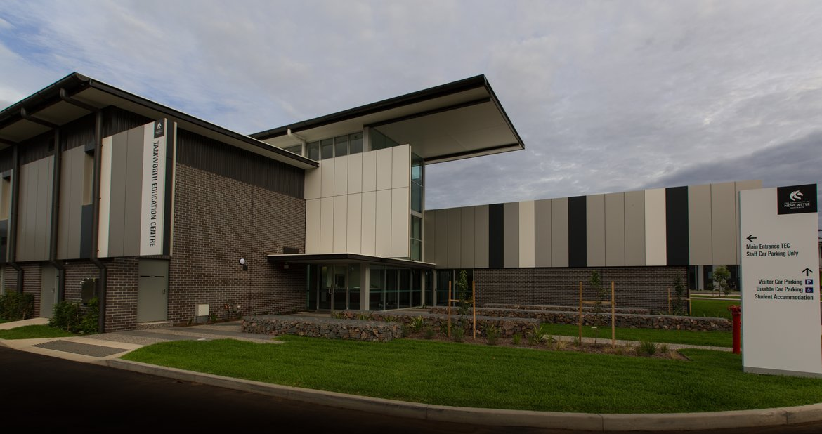 UoN Tamworth Education Centre